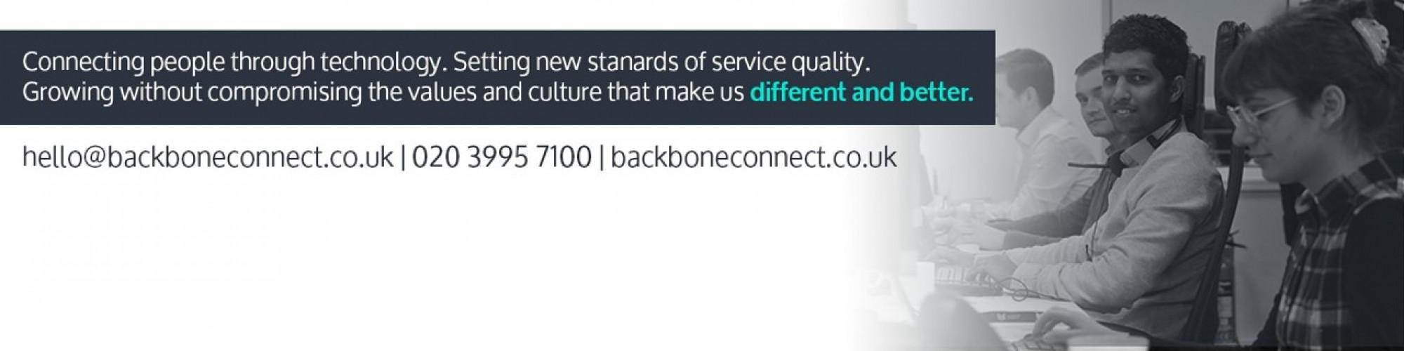 Backbone Connect